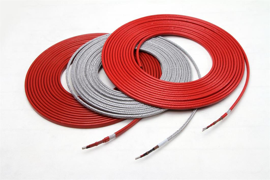 industrial pipe heating cable